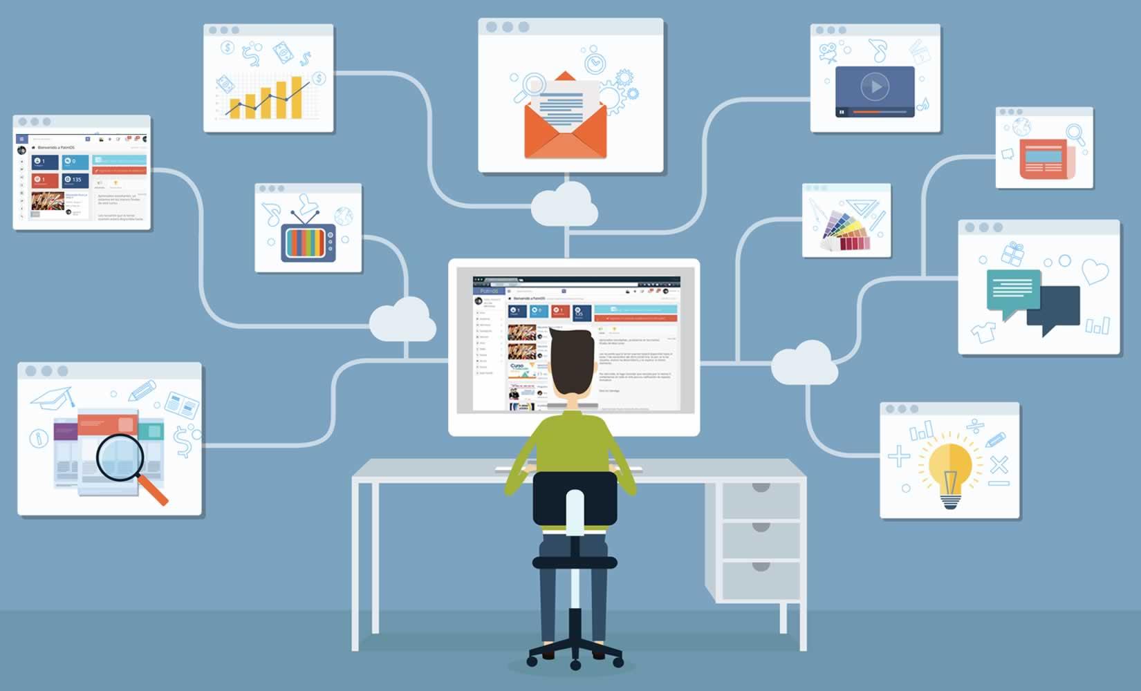 Los tutores monitorean las actividades EN UPeU Virtual - PROESAD