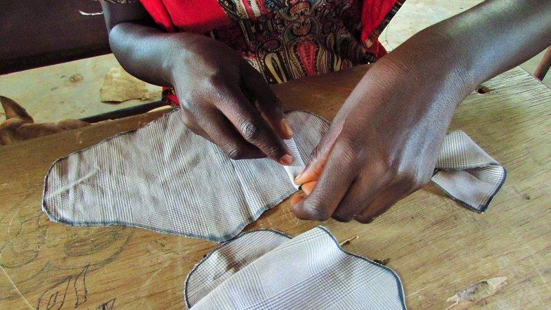 Fatou reusable menstrual pads