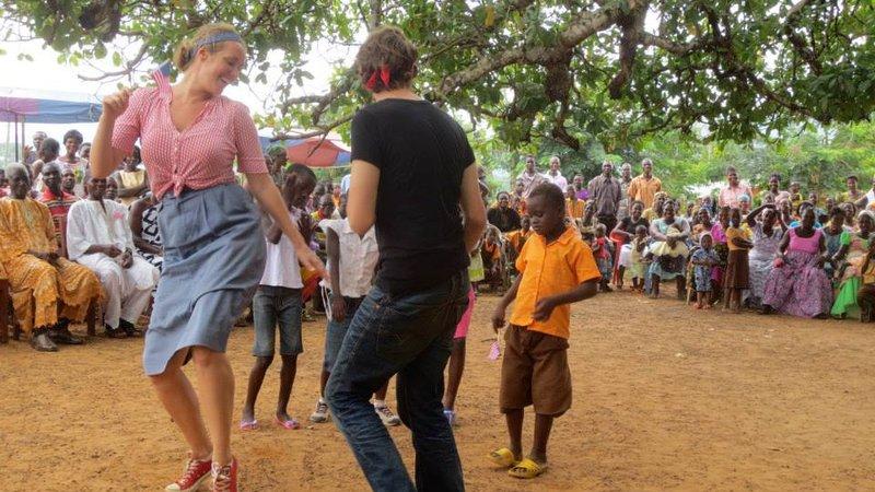 Ghana Fourth of July