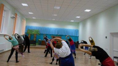 African dances class