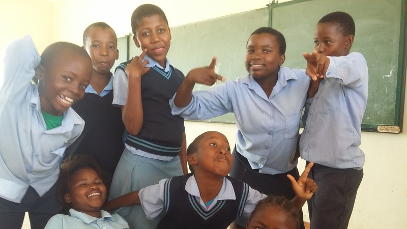 Hallie Gayle served as a primary education volunteer in Limpopo, South Africa. She taught English to grades four, five and si