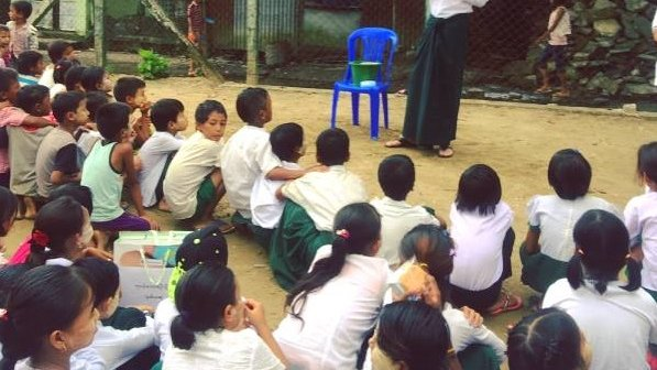 Handwashing demonstration1