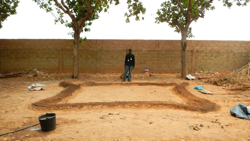 Climate-smart permagardening in The Gambia