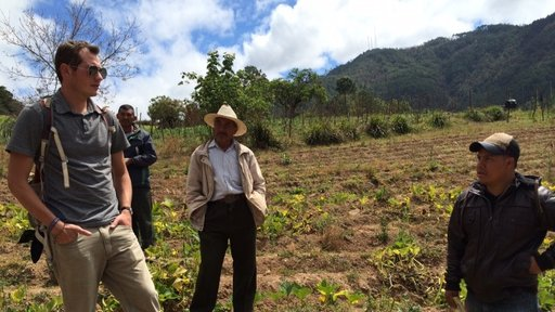 Supporting Climate-Smart Agriculture in Guatemala