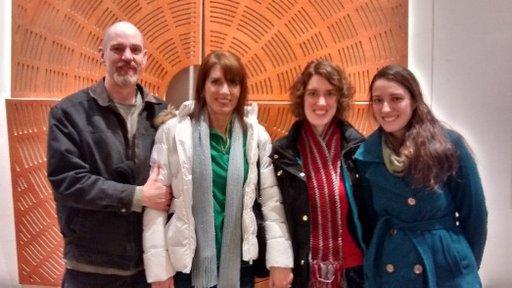 Sierra's family