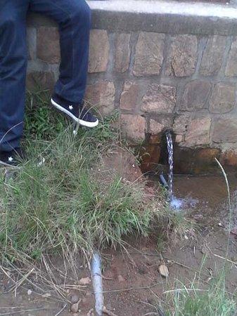Rwanda water project