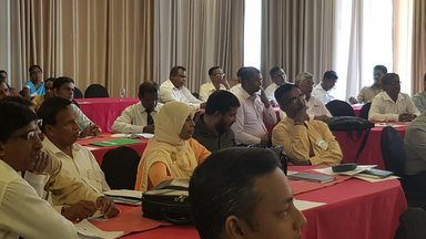 School Principals Meeting held at Badulla