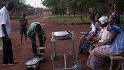 Burkina Faso M&B training