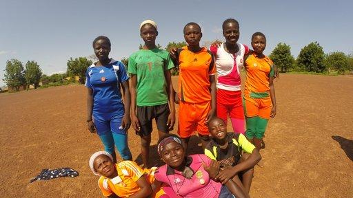 Girls Camp Pugsada Tara Panga (Girls Are Strong)