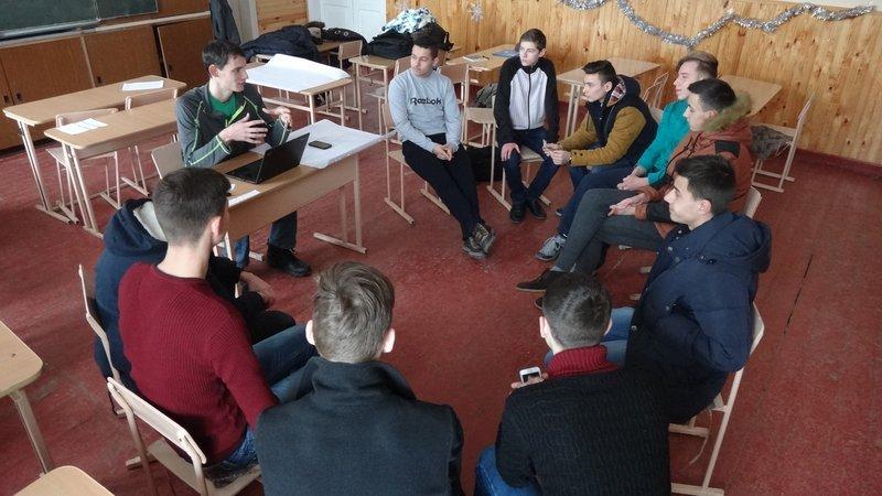 Student gathering
