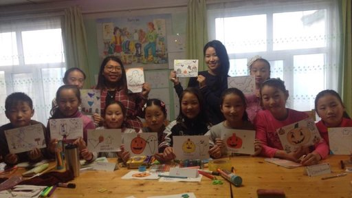 Thet Htar Win is a secondary education Volunteer in Mongolia.