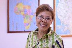 Cheryl Faye, Country Director for Senegal