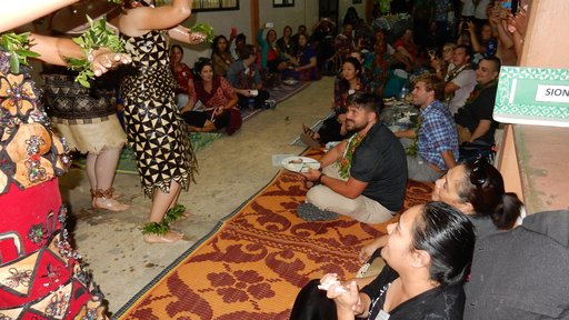The art of the dance, Tonga-style