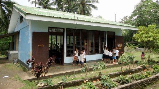 Daniel Tremblay Philippines school