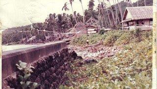 Pam Cohelan Benson's Peace Corps Philippines house.