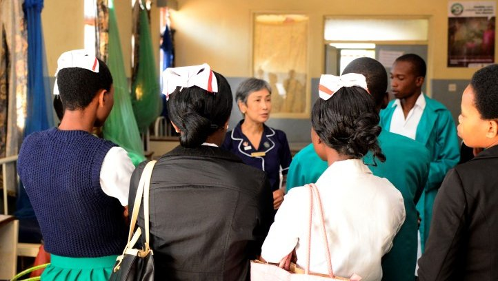 Global Health Service Partnership (GHSP) Volunteer