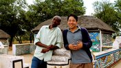 George Nishikawa began his Peace Corps service as an education Volunteer in South Africa in 2012.