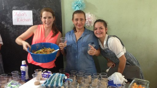 Lindsay Schiltz is a Peace Corps Volunteer in Colombia.