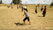 Kickin' it with kids in Zambia and learning about HIV prevention along the way