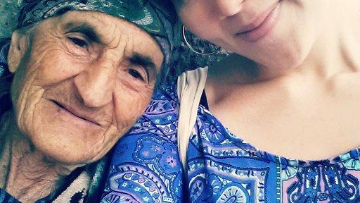 Armenia Host Grandma