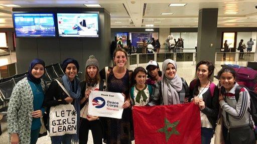 Morocco Let Girls Learn