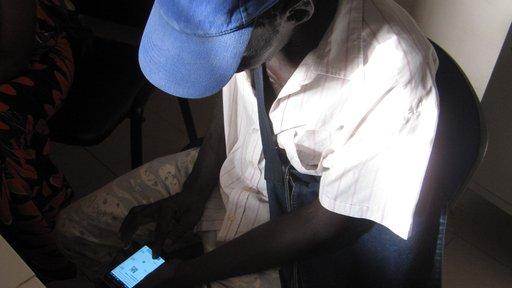 malaria mobile app