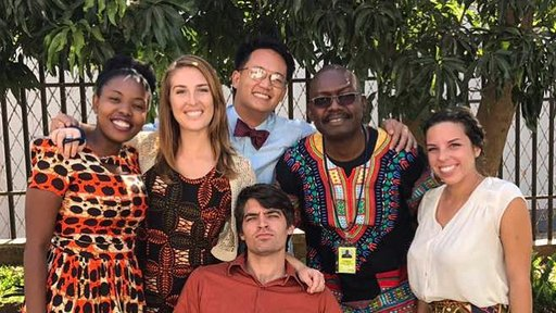 Peace Corps Malawi Staff and Volunteers