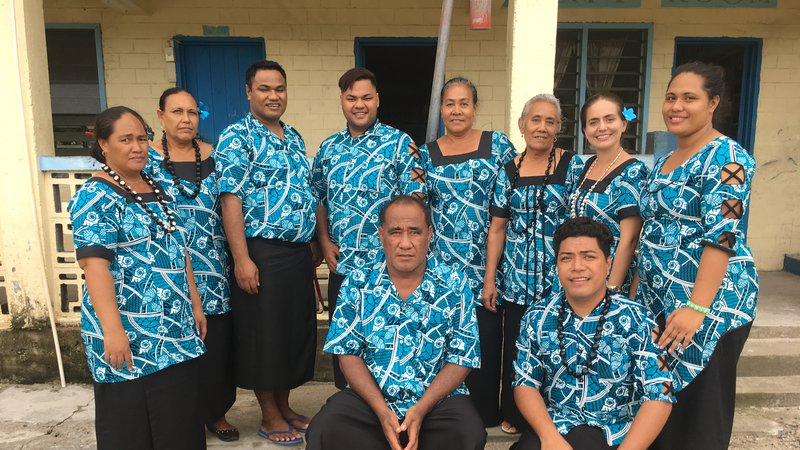 Becoming Whole as a Muslim in Samoa