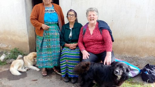 Kay Davis serves as a maternal and child health Volunteer in Guatemala.