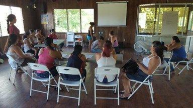 Lauren del Angel - classroom activity
