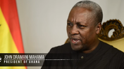 Legacy Project: President of Ghana John Dramani Mahama