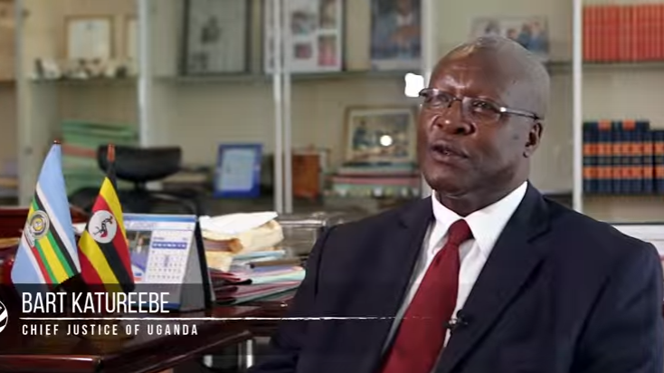Legacy Project: Chief Justice Bart Katureebe