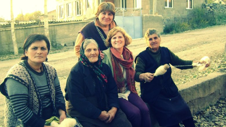 Lessons on Love in an Armenian Village