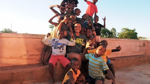 Nicole Banister, Peace Corps South Africa