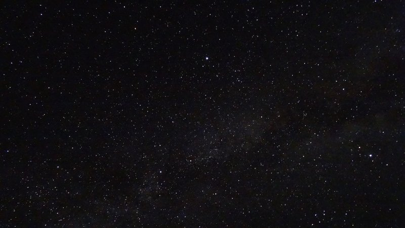 The night sky in the Alay, Kyrgyz Republic