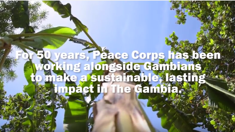 SARJO: A Peace Corps The Gambia Anniversary Story
