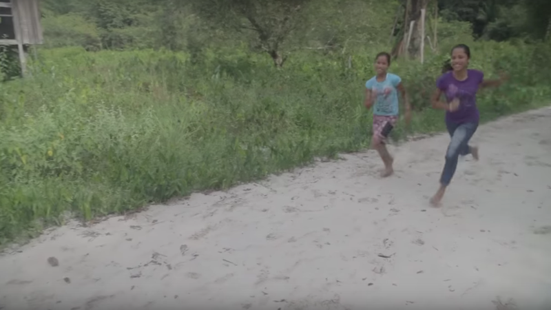 VIDEO: A day in the life of a Guyanese girl
