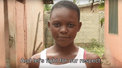 "VIDEO: ""No more a girl for the kitchen and a boy for the classroom"""