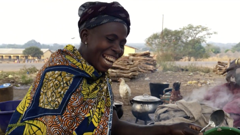 VIDEO: Highlighting home in Guinea