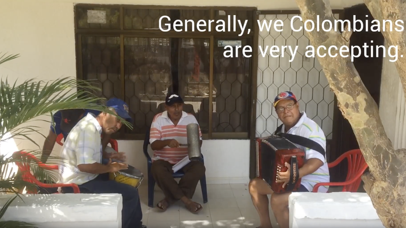 VIDEO: Highlighting home in Colombia