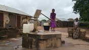 Solar-Powered Water Supply System Project in The Gambia