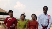 Ringing in the Myanmar New Year_Cover Photo