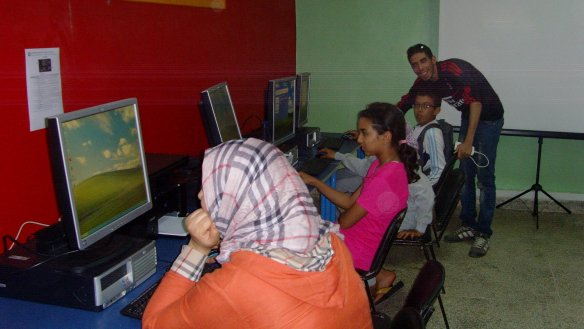 Turning students in Morocco into business leaders