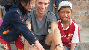 Ty Manning served as a community health promotion Volunteer in Peru from 2011–13.