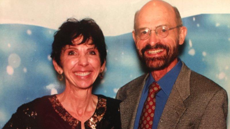 Vanessa and John Montgomery