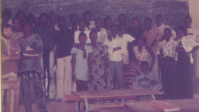 Returned Volunteer and Senegal native's friendship flourishes 40 years later