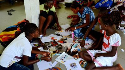 Peace Corps Senegal's Kaolack Girls' Empowerment Camp 2014. Photos by PCV Jordan Hatcher