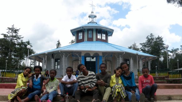 Allison Adams is a Volunteer in Ethiopia.