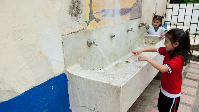 Global Handwashing Day: Let's keep it clean