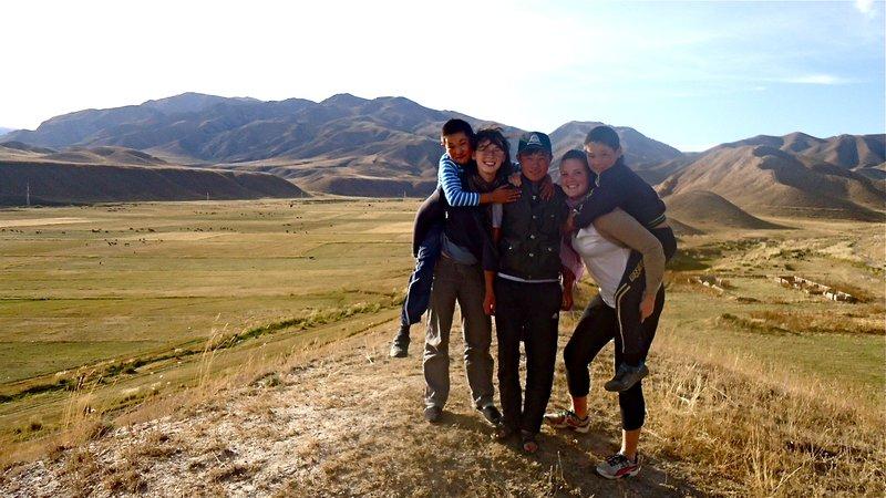 commute kyrgyz republic